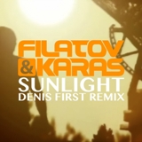 ADA091 FILATOV & KARAS — SUNLIGHT (DENIS FIRST REMIX)