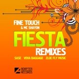 ADA 023 FINE TOUCH feat MC SHAYON — FIESTA (REMIXES)